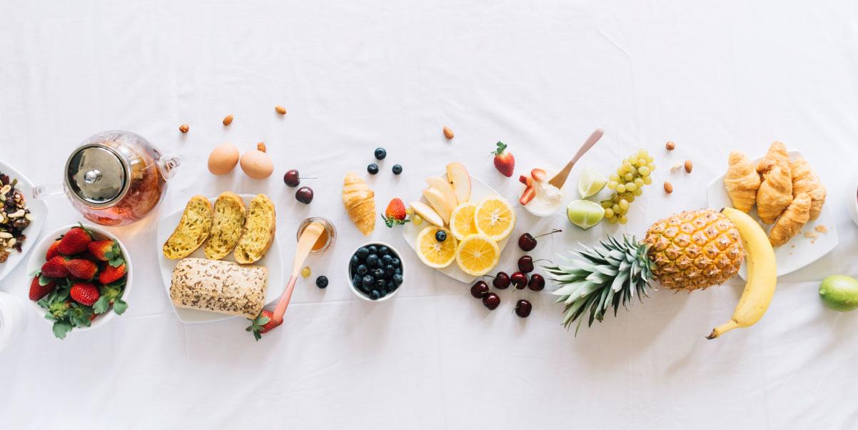 ¿Qué comer para tener una piel espléndida y lograr una buena composición corporal?